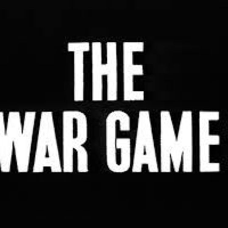 cover art for The War Game