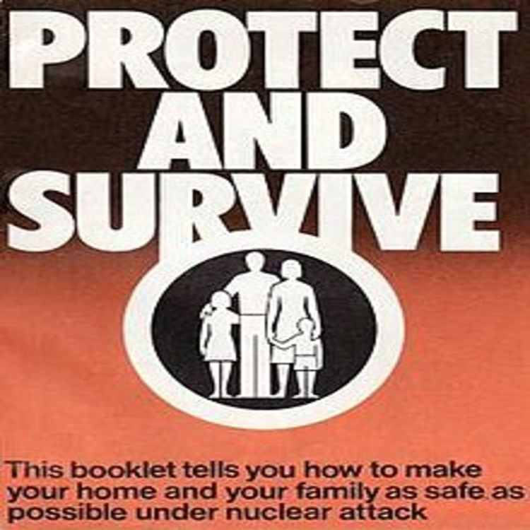 cover art for Mocking Protect and Survive