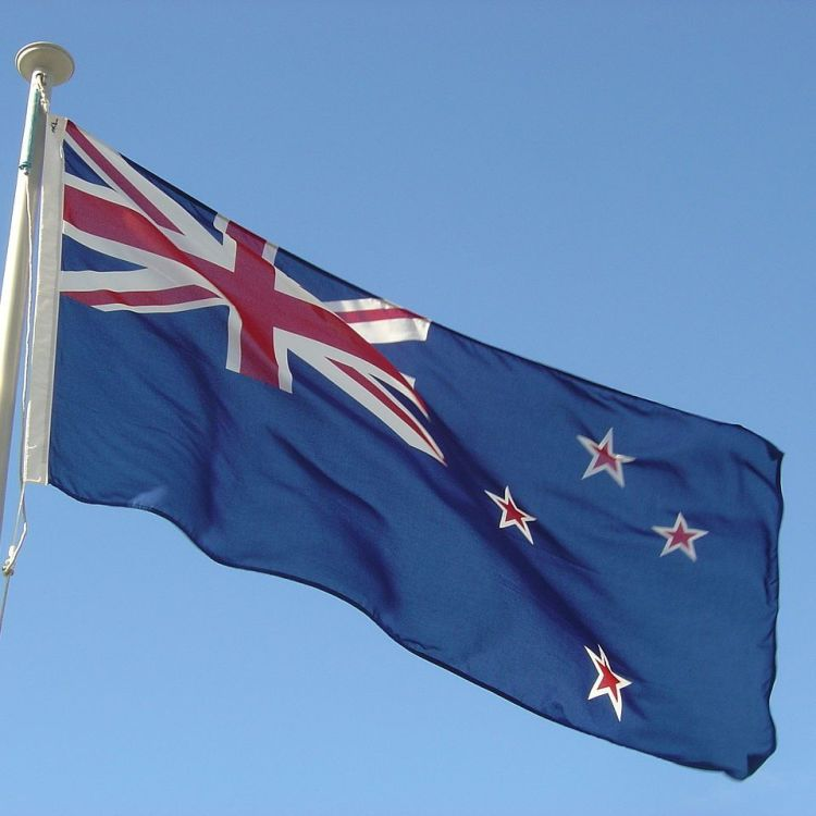 cover art for New Zealand