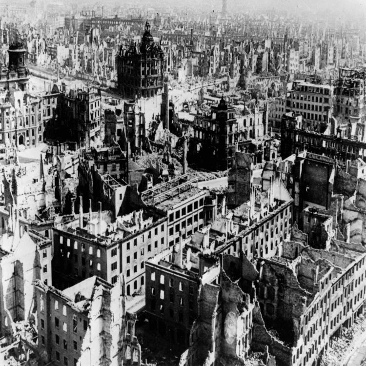 cover art for Firestorm - Dresden, Hamburg, Hiroshima