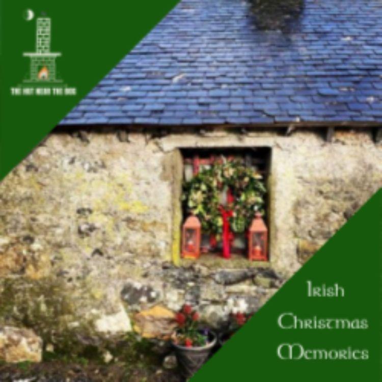 cover art for Irish Christmas Memories