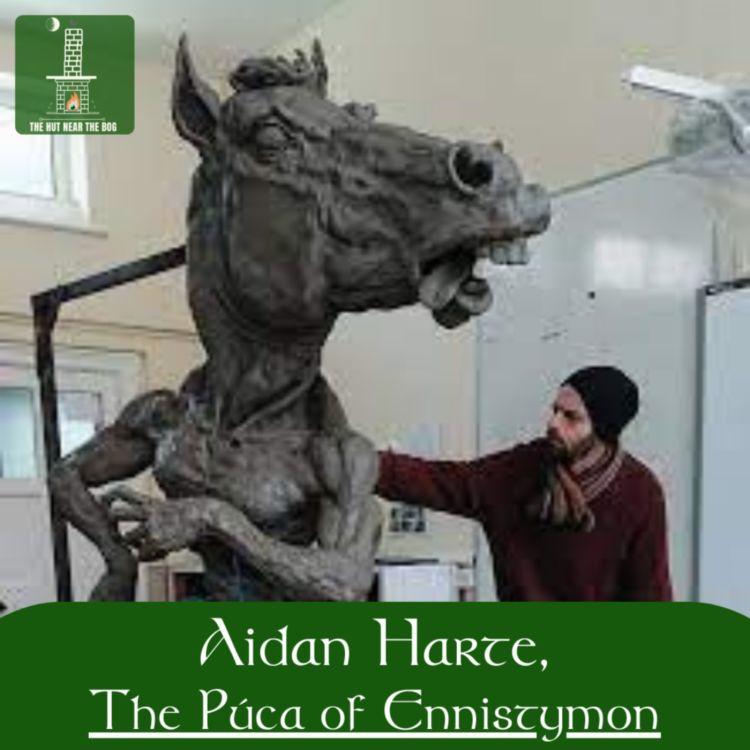 cover art for Aidan Harte, The Púca of Ennistymon