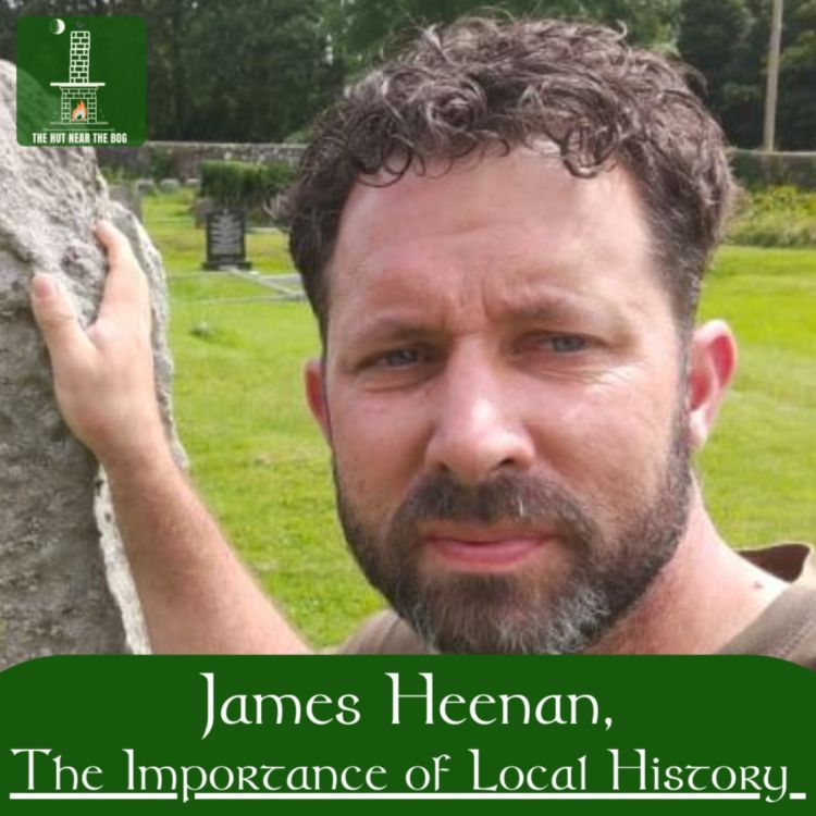 cover art for James Heenan, The Importance of Local History