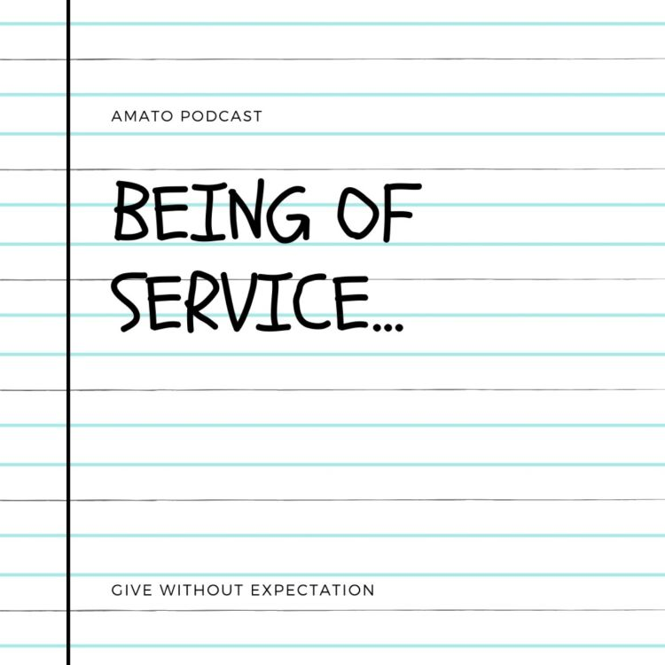 cover art for What Does Being Of Service Mean As A Business?