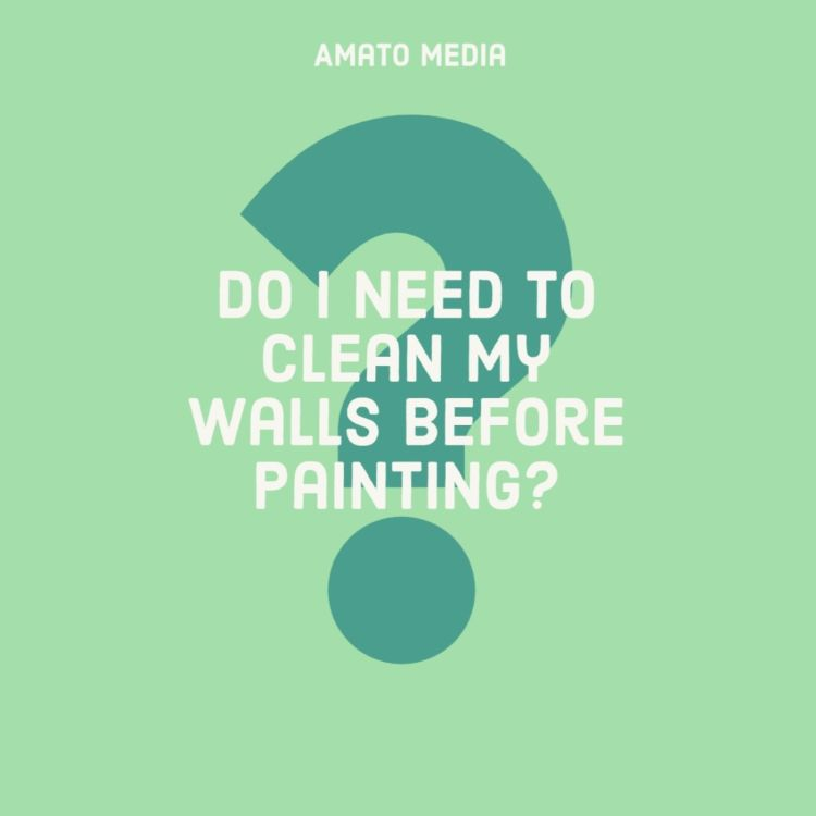 cover art for Do You Need To Clean Your Walls Before Painting?