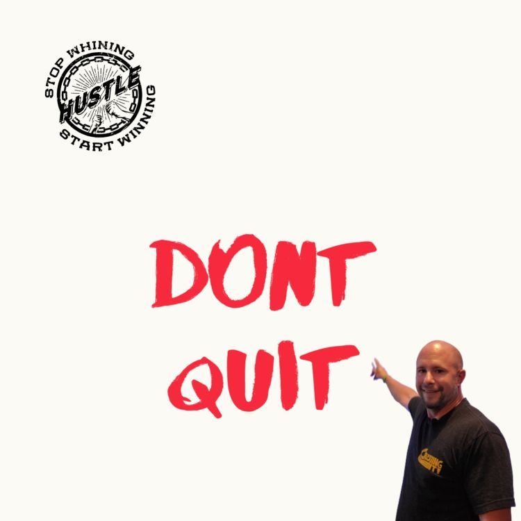 cover art for Don't Quit Ever