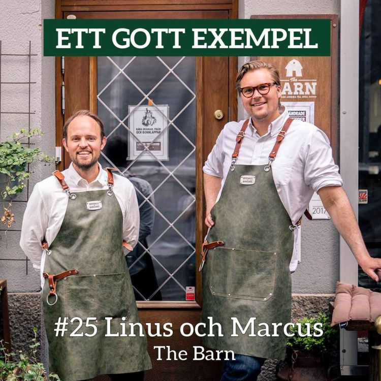 cover art for Linus Johansson och Marcus Martinsson - The Barn