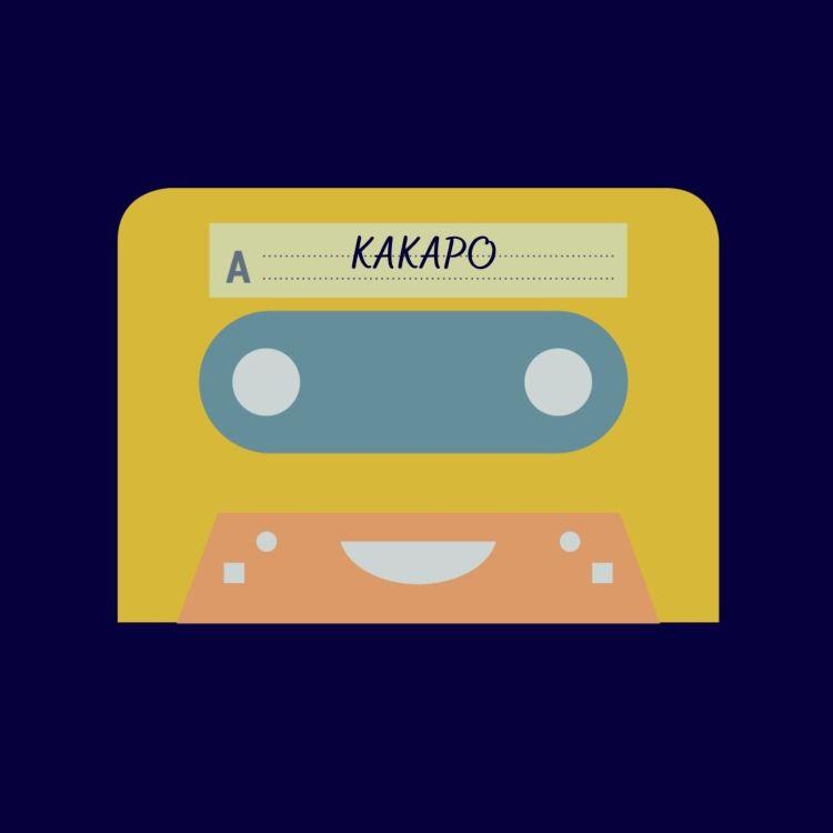 cover art for Kakapo - Lauréat 2020 - Catégorie Collège