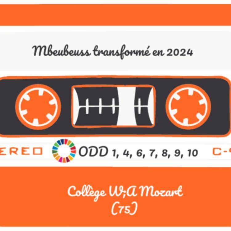 cover art for Mbeubeuss transformé en 2030 - Lauréat 2021 - Prix du jury