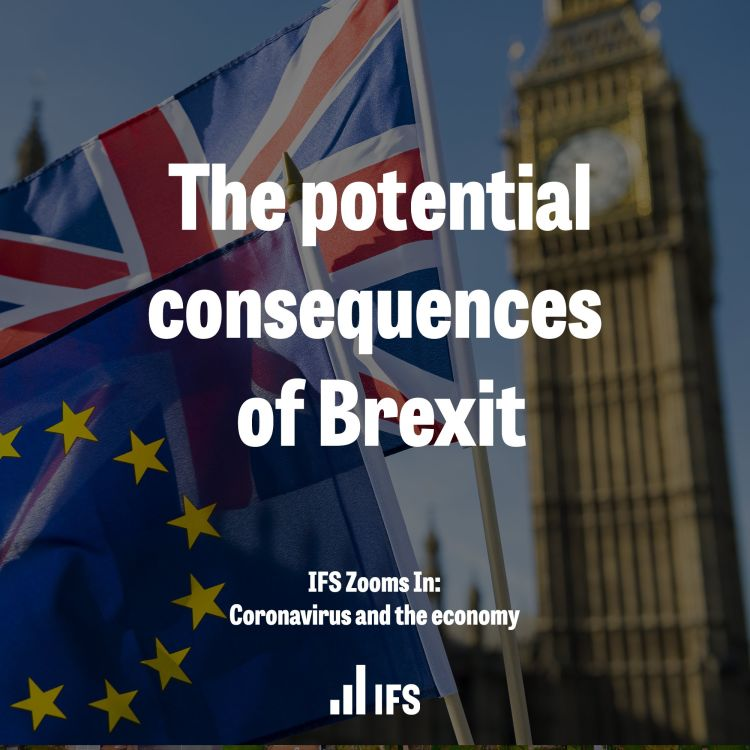 cover art for The potential consequences of Brexit
