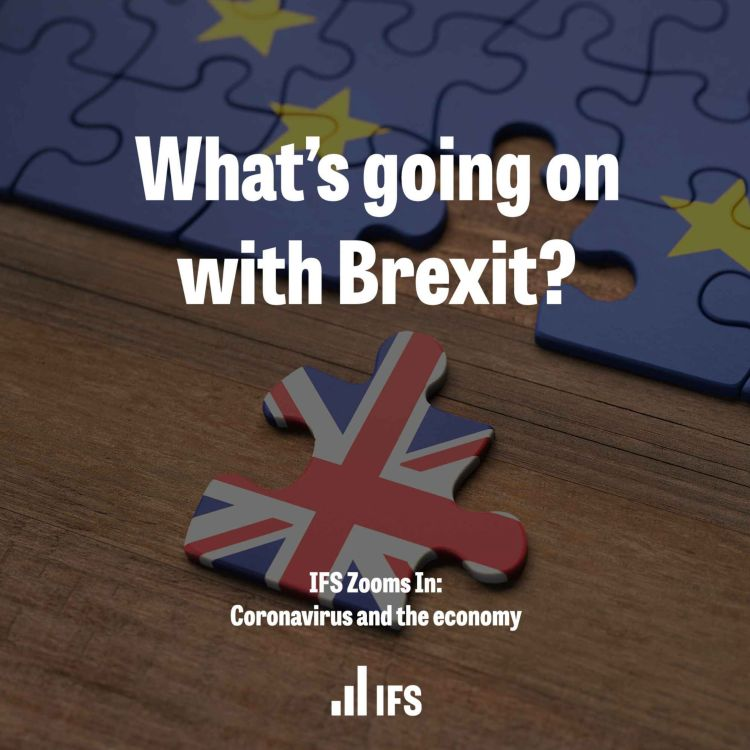 cover art for What's going on with Brexit?