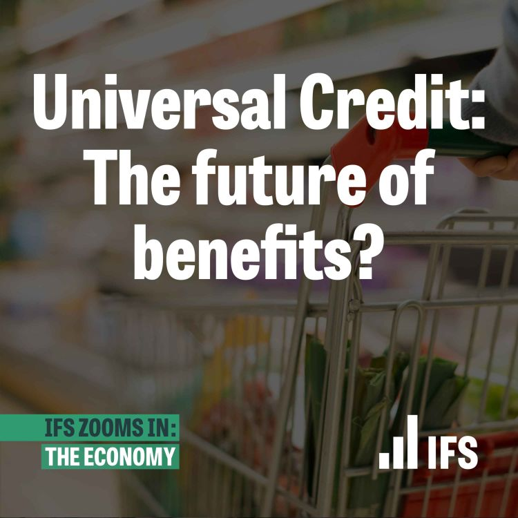 cover art for Universal Credit: The future of benefits?