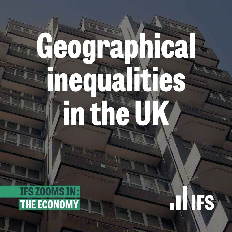 cover art for HIGHLIGHT: Geographical inequalities in the UK