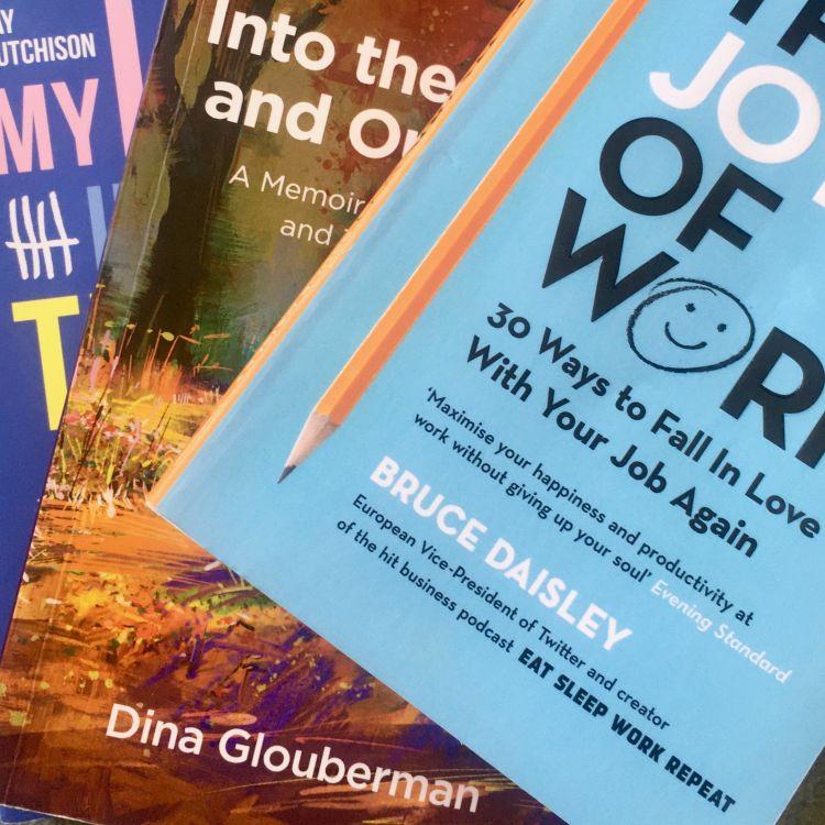 cover art for Bruce Daisley & Dina Glouberman