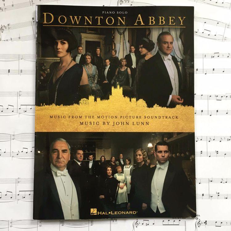 cover art for John Lunn - Downton Abbey