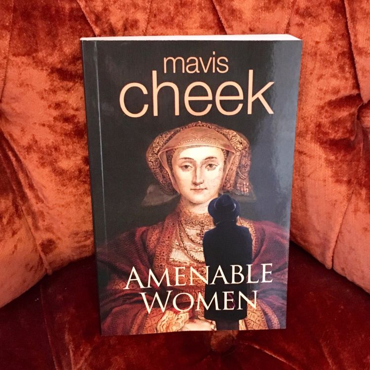 cover art for Mavis Cheek - Amenable Women
