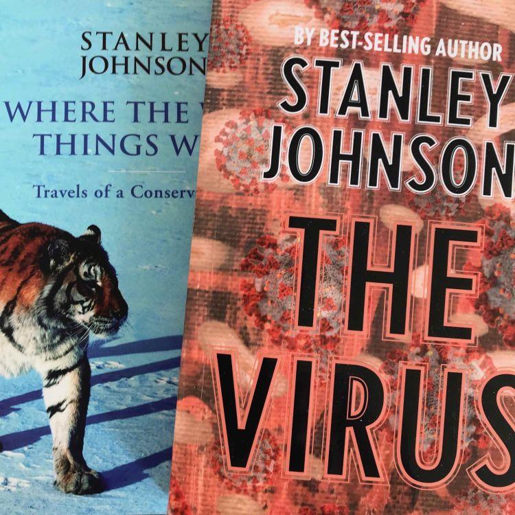 cover art for Stanley Johnson - The Virus