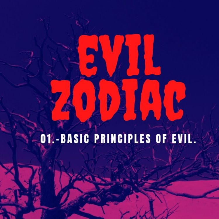 cover art for Basic principles of evil