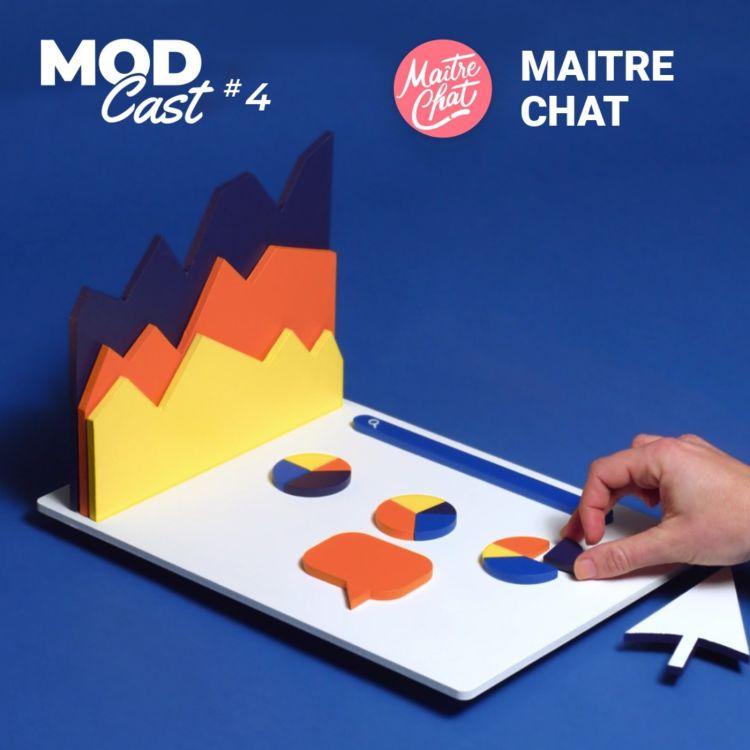 cover art for #04 - Maitre Chat - Studio de stop motion et motion design