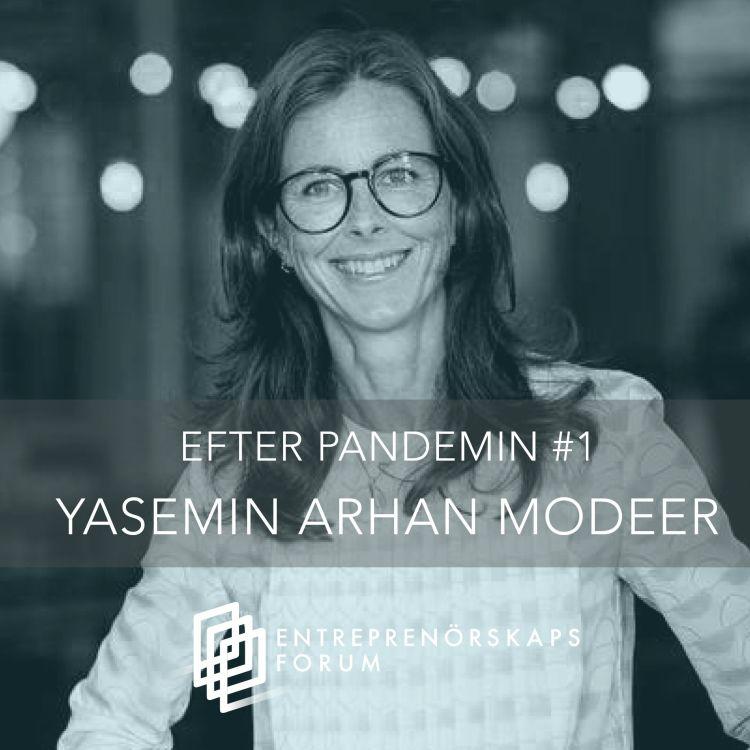 cover art for Yasemin Arhan Modéer: Experimentera med hur vi använder lokaler