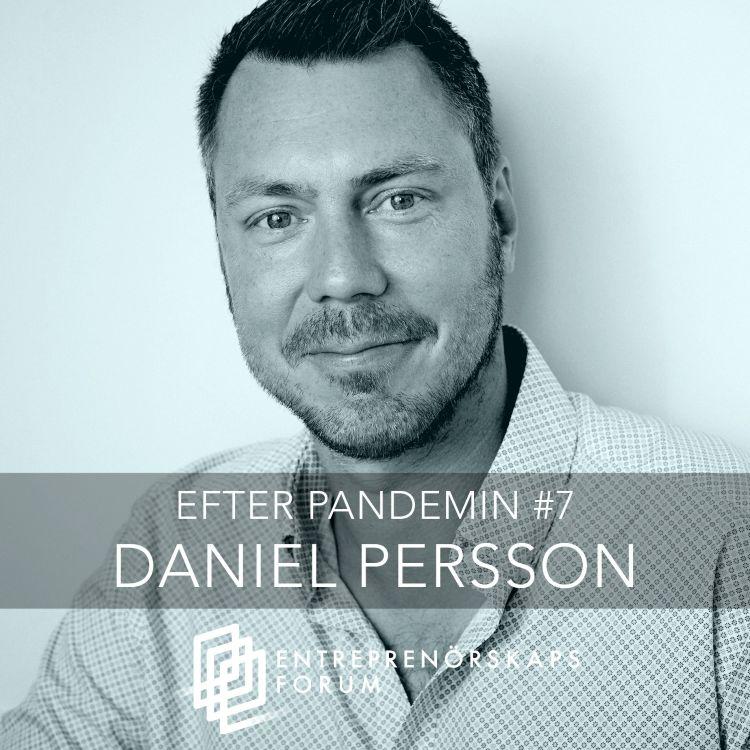 cover art for Daniel Persson: Digital vård, informationskontinuitet och patientfokus