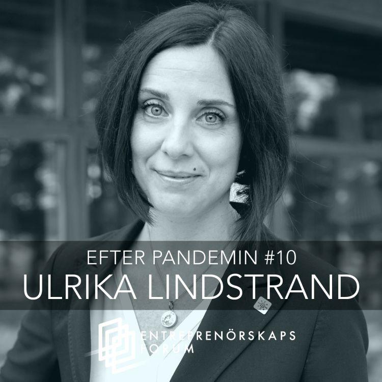 cover art for Ulrika Lindstrand: Framtidens omställningar - digital och fossilfri