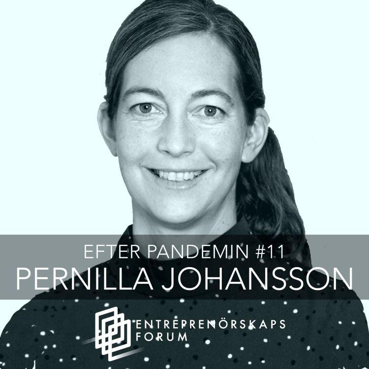 cover art for Pernilla Johansson: Konsumtion under och efter krisen
