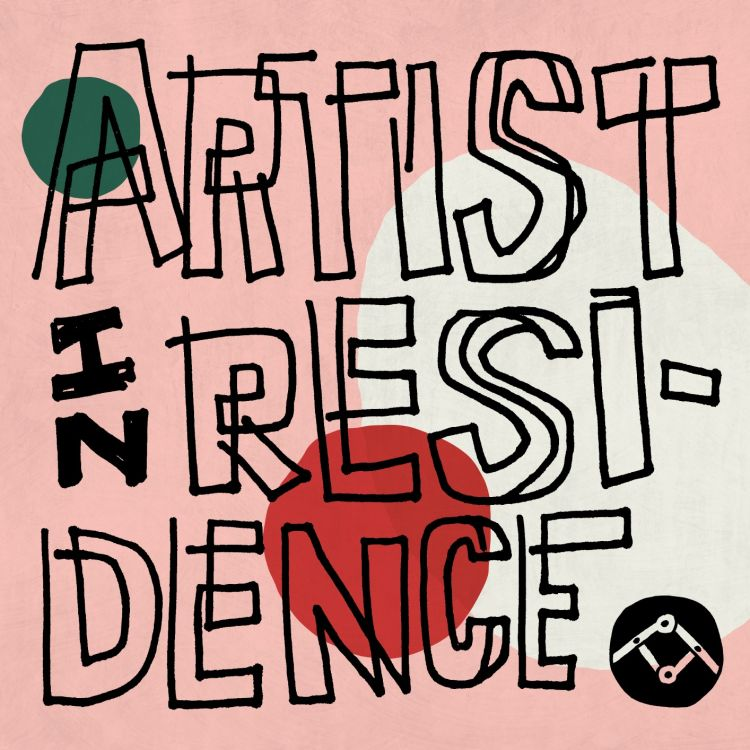 cover art for Artist in Residence: Estère