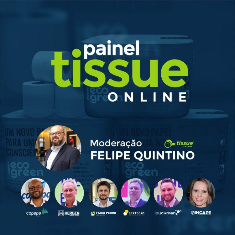 cover art for Case do Carinho EcoGreen é tema em debate do Painel Tissue Online