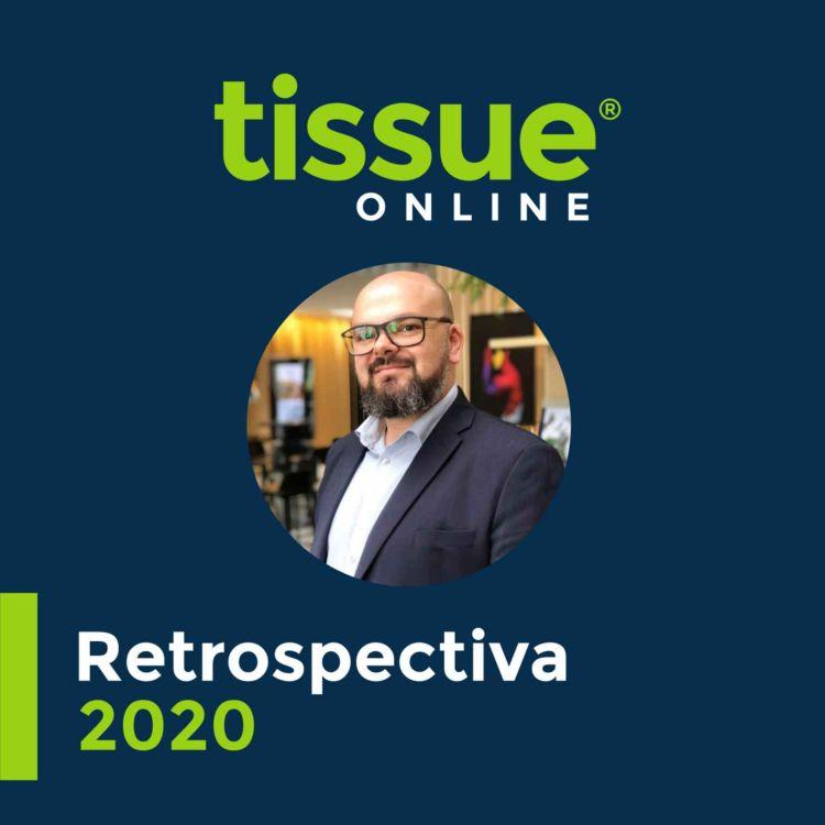 cover art for Retrospectiva 2020 - Tissue Online