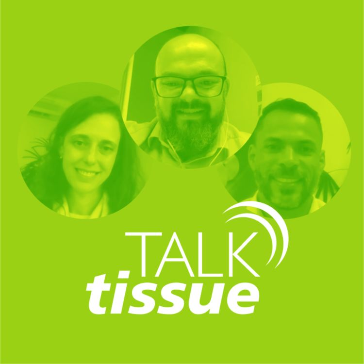 cover art for Talk Tissue com Ceny Blosfeld e Alexandre Souza da Helsten