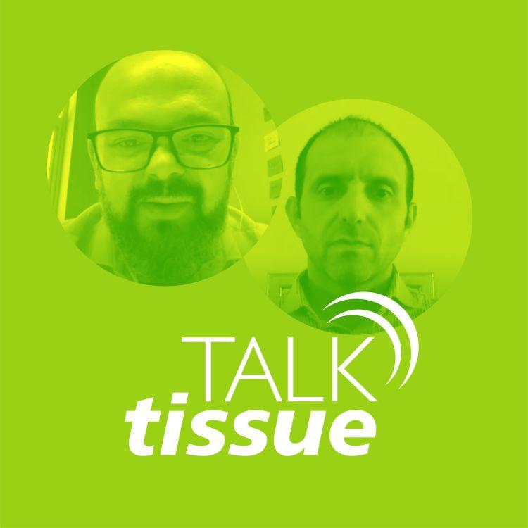 cover art for Talkt Tissue com Antônio Sá, fundador e sócio da Amicci