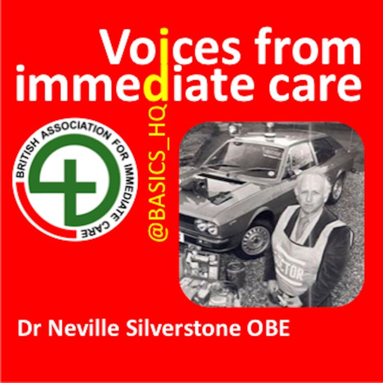 cover art for An interview with Dr Neville Silverstone OBE