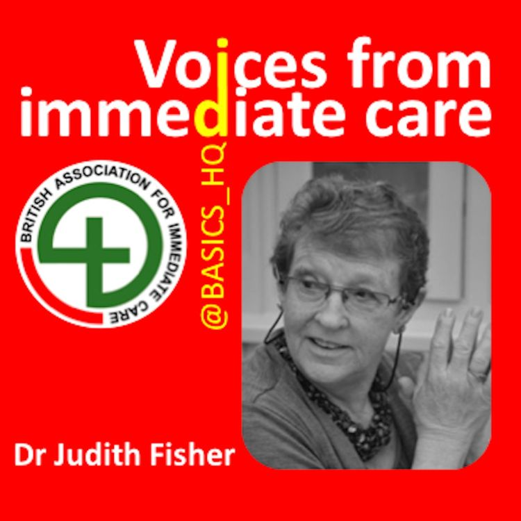 cover art for An interview with Dr Judith Fisher