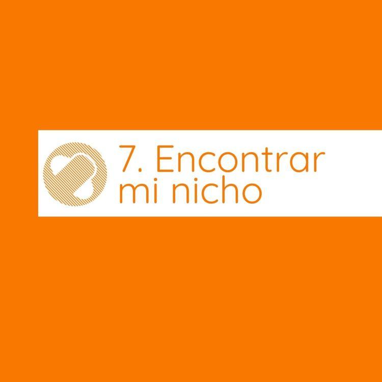 cover art for ¿Cómo encontrar mi nicho?