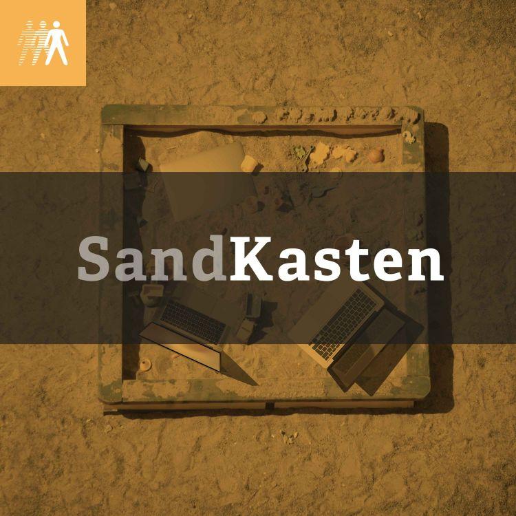 cover art for #2 SandKasten: Anonymiseringstrikset