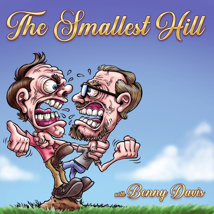 cover art for The Smallest Hill Introduction