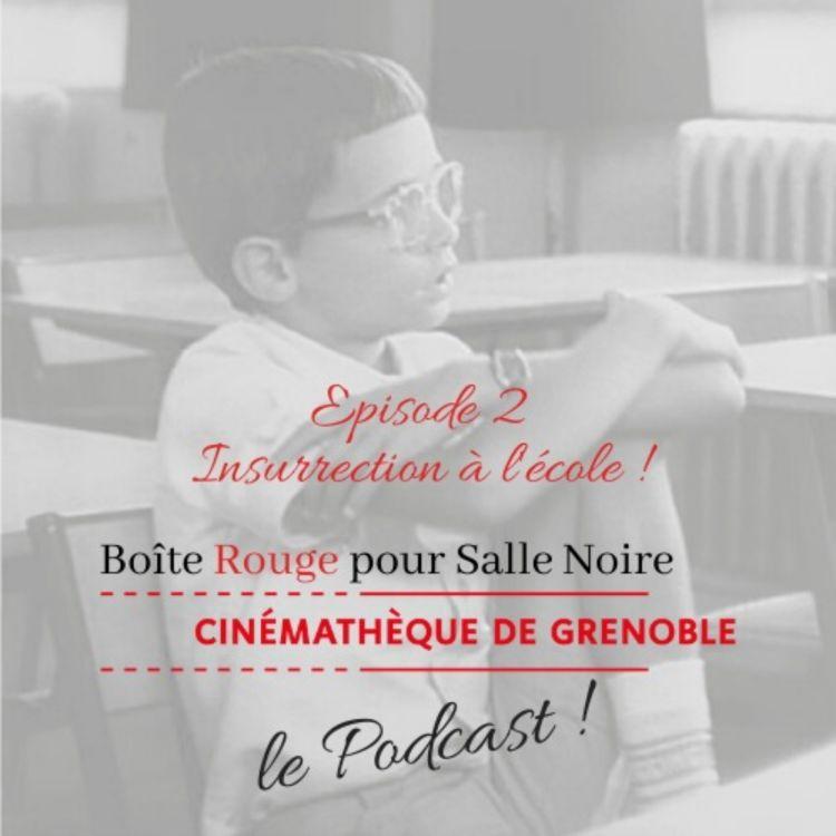 cover art for Insurrection à l'école
