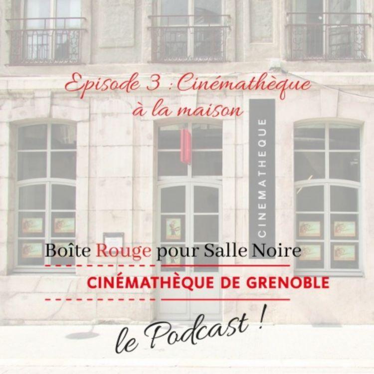 cover art for Cinémathèque à la maison