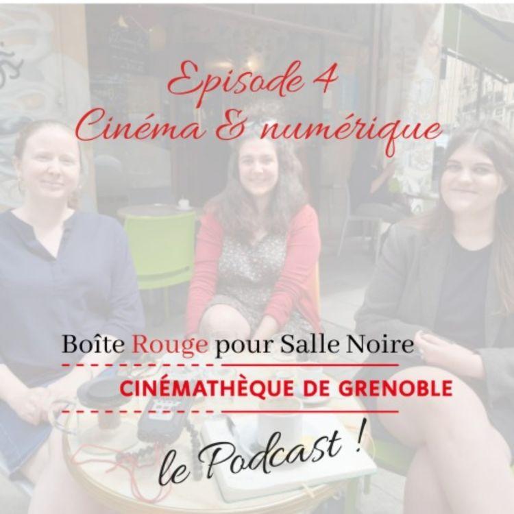 cover art for Cinéma et numérique