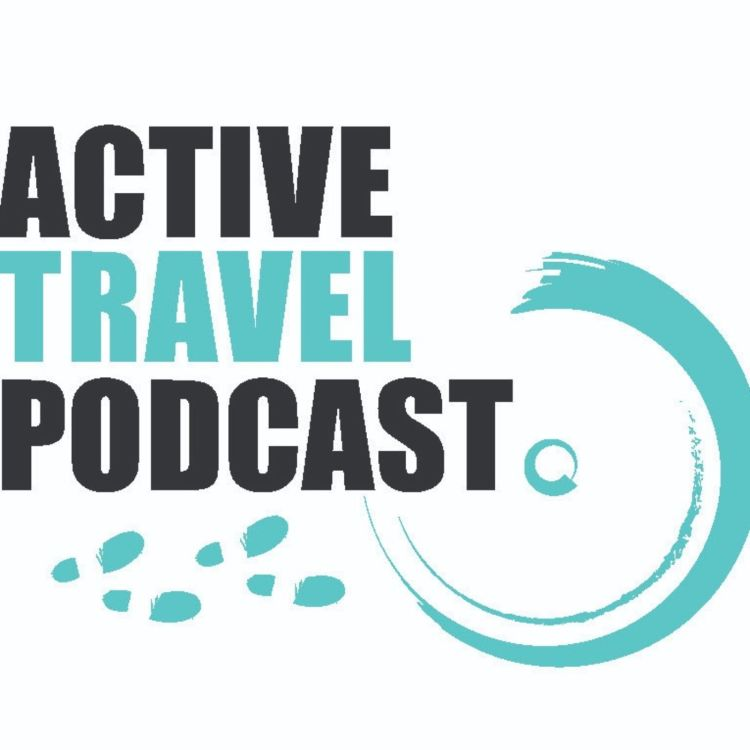 cover art for Active Travel Podcast - data in active travel, part two