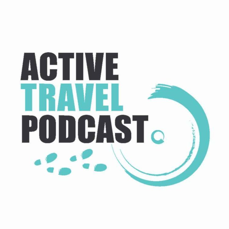 cover art for Active Travel Media Awards - the interviews part one
