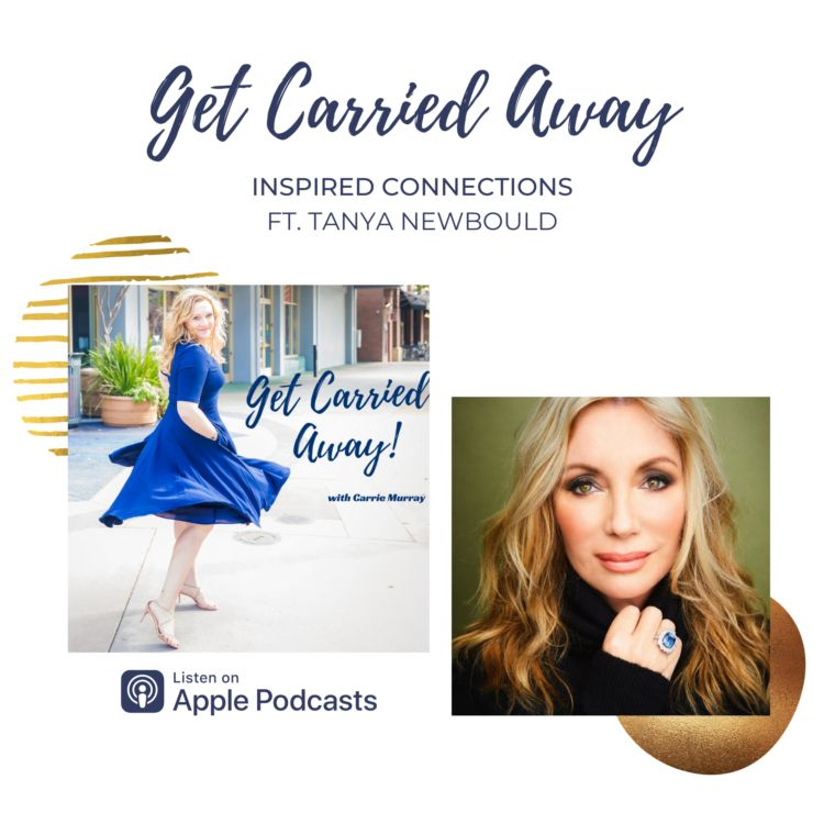 cover art for Inspired Connections with Tanya Newbould
