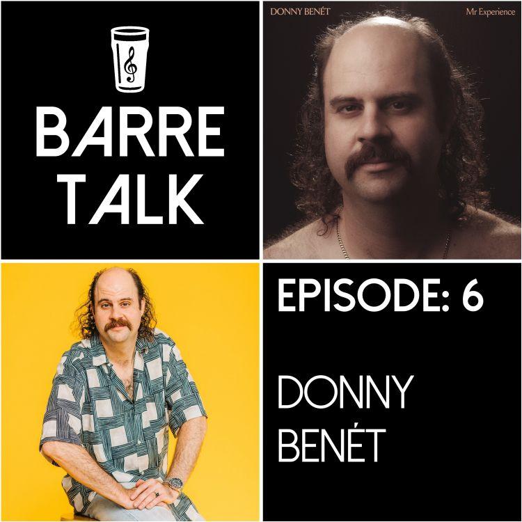 cover art for 6: Donny Benét