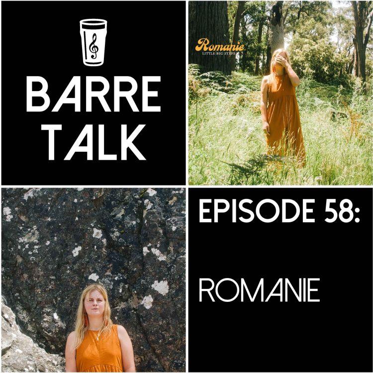 cover art for 58: Romanie