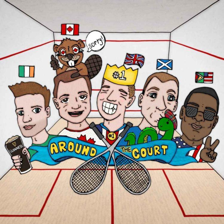 cover art for ATC Squash Podcast - Episode 34