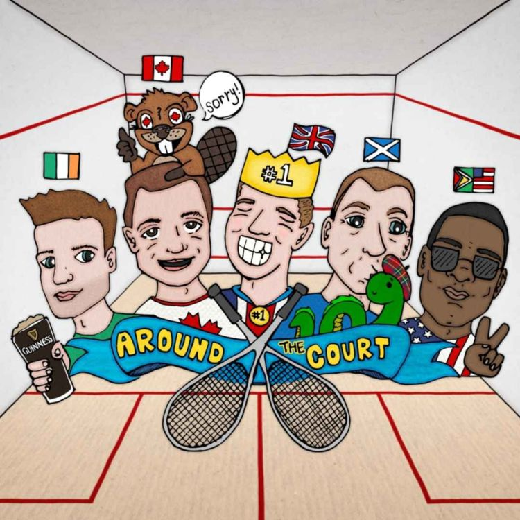cover art for ATC Squash Podcast Episode 36