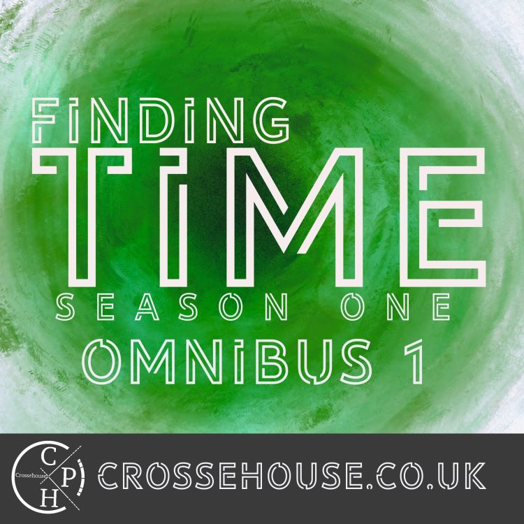 cover art for Finding Time: Omnibus 1