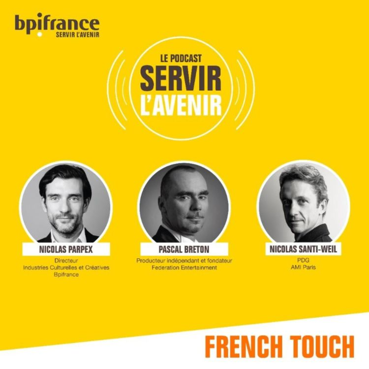 cover art for French Touch