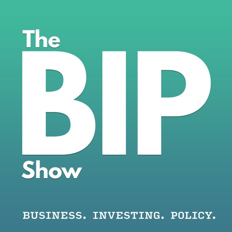 cover art for Episode 9 - Stephen Kirchner - The budget blowout, central banks and MMT, and a chilling US election scenario